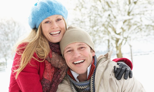 Cupid's Pulse Article: Date Idea: Plan a Snow Date