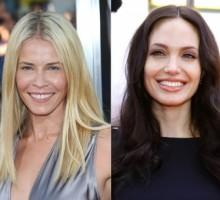 Chelsea Handler Trashes Angelina Jolie for Jennifer Aniston