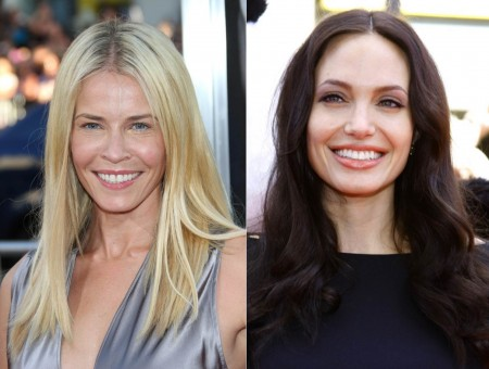 Cupid's Pulse Article: Chelsea Handler Trashes Angelina Jolie for Jennifer Aniston