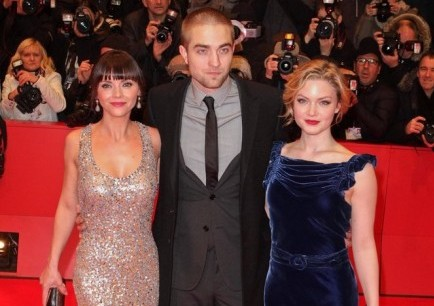 Cupid's Pulse Article: Christina Ricci Says Robert Pattinson is a Good Kisser