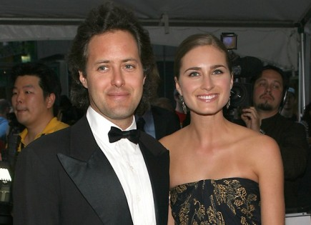 David Lauren and Lauren Bush. Photo: Sylvain Gaboury / PR Photos