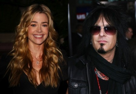 Cupid's Pulse Article: Is Denise Richards Dating Rocker Nikki Sixx?