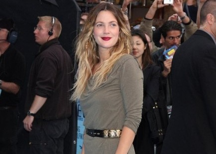 Cupid's Pulse Article: Drew Barrymore Is Not My Type
