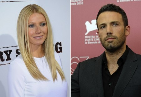 Cupid's Pulse Article: Gwyneth Paltrow Says Dating Brad Pitt and Ben Affleck Was Weird