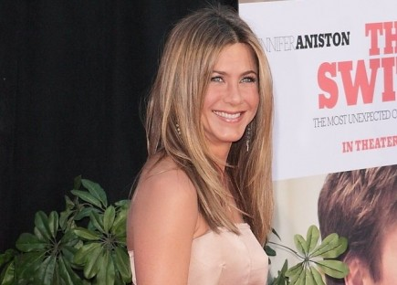 Jennifer Aniston. Photo: Tina Gill / PR Photos