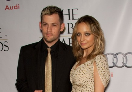 Joel Madden and Nicole Richie. Photo: Chris Hatcher / PR Photos