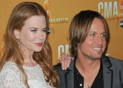 Cupid's Pulse Article: Keith Urban Says Wife Nicole Kidman Saved His Life