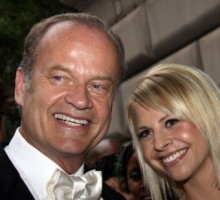 Kelsey Grammer Gets Tattoo of Wife's Name on his Waistline