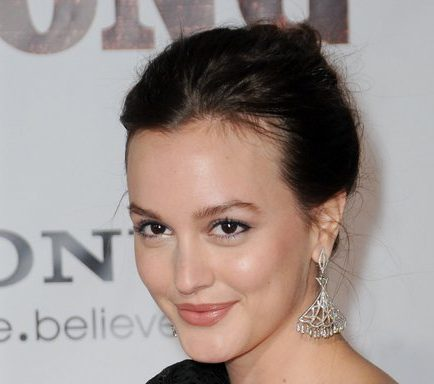 Cupid's Pulse Article: Leighton Meester Hopes to Find True Love Someday