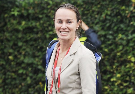 Cupid's Pulse Article: Swiss Tennis Star Martina Hingis Gets Married
