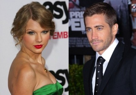 Taylor Swift and Jake Gyllenhaal. Photo: Glenn Harris / PR Photos; Albert L. Ortega / PR Photos