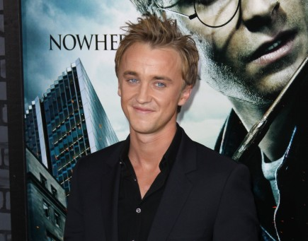 Cupid's Pulse Article: Harry Potter's Tom Felton Accused of Fathering a Secret Love Child