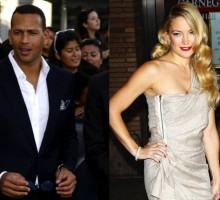 A-Rod's Kids Like Kate Hudson Better Than Cameron Diaz