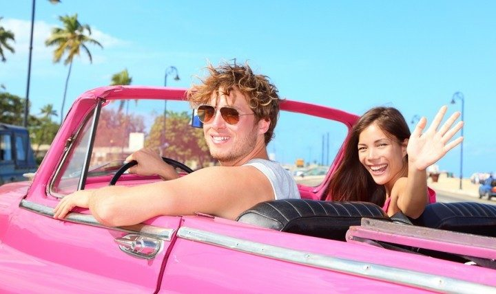 Cupid's Pulse Article: Date Idea: Explore Love on a Road Trip