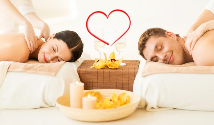 Cupid's Pulse Article: Date Ideas: Say 'Ahhh' at the Spa