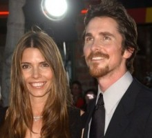 Christian Bale Gets Choked Up While Praising His Wife