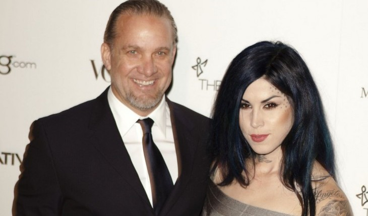 Cupid's Pulse Article: Jesse James and Kat Von D Split Due to Distance