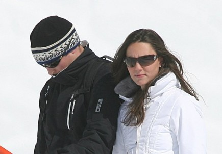 Cupid's Pulse Article: Prince William and Kate Middleton Go on Ski Trip in France