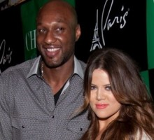 "Lamar Odom on Kids with Khloé — ""We Would Love To"""