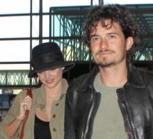 Orlando Bloom & Miranda Kerr Elope!