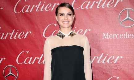 Cupid's Pulse Article: Pregnant Natalie Portman Gives Tearful Tribute to New Fiance