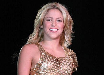 Cupid's Pulse Article: Shakira and Boyfriend of 11 Years Split