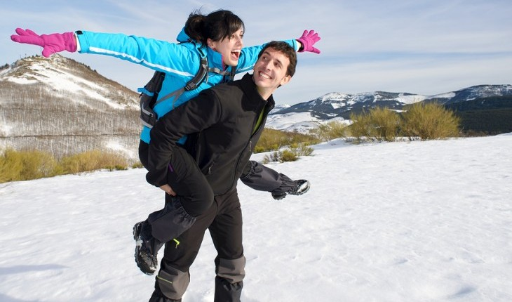 Cupid's Pulse Article: Date Idea: Have Fun in the Winter Sun