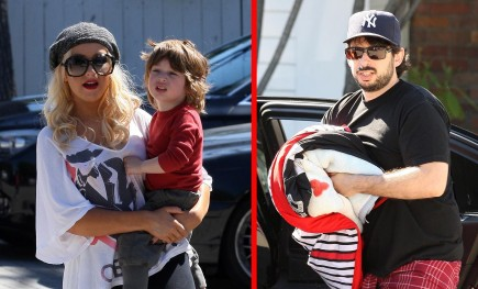 Cupid's Pulse Article: Christina Aguilera's Ex Jordan Bratman Finally Moves Out