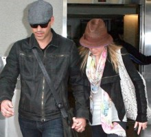 Eddie Cibrian and LeAnn Rimes: A Low-Key Valentine's Day