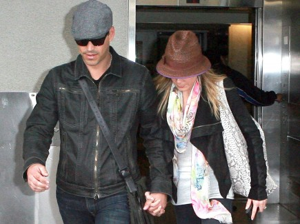 Cupid's Pulse Article: Eddie Cibrian and LeAnn Rimes: A Low-Key Valentine's Day