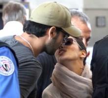 Khloe Kardashian and Eva Longoria Double Date
