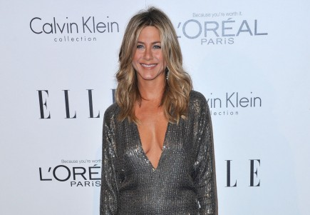 Cupid's Pulse Article: Jennifer Aniston Insists She Is Happy