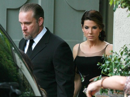 Jesse James and Sandra Bullock. Photo: ME/Flynetpictures.com