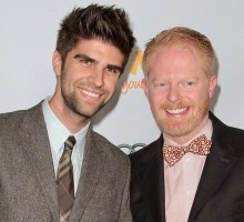 'Modern Family' Star Jesse Tyler Ferguson 'Can't Believe' There's a Ring on His Finger