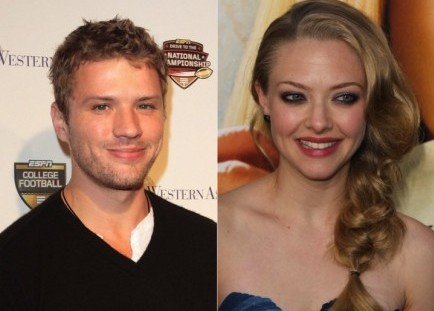 Cupid's Pulse Article: Ryan Phillippe Ditches Amanda Seyfried to Hit On Rihanna