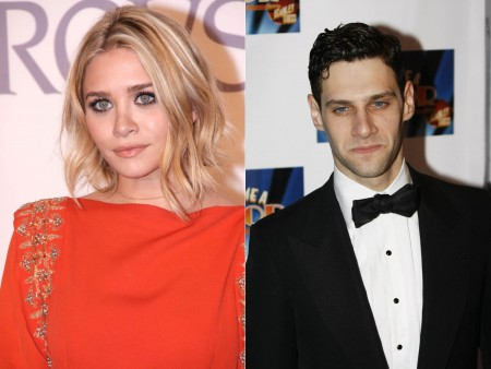 Cupid's Pulse Article: Ashley Olsen and Justin Bartha Split