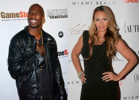 Cupid's Pulse Article: Chad Ochocinco and Evelyn Lozada Not Rushing to Marry