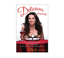 Babe Scott Talks Men and Food in 'Delicious Dating'