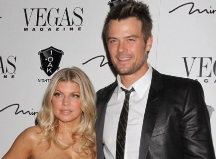 Fergie and Josh Duhamel. Photo: PRN / PR Photos