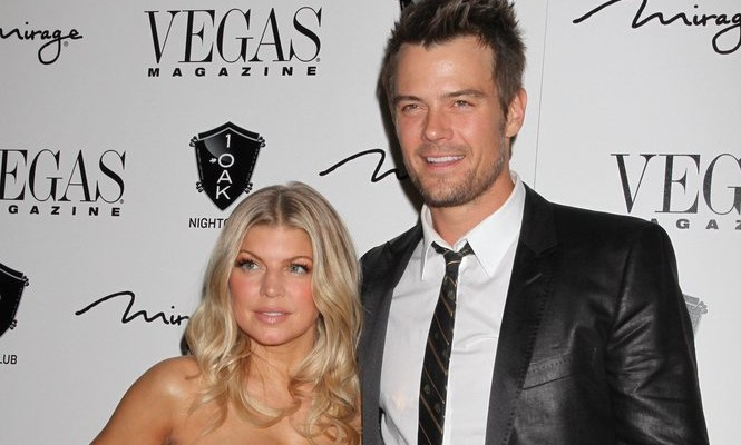 Cupid's Pulse Article: Fergie Wants to Spend More Time with Husband Josh Duhamel