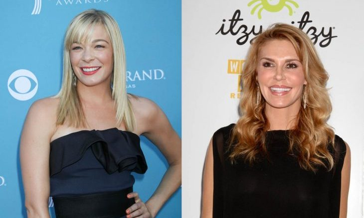 Cupid's Pulse Article: LeAnn Rimes and Brandi Glanville End Feud Over Eddie Cibrian