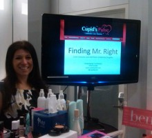 Cupid Event: Finding Mr. Bright at Bloomingdale's