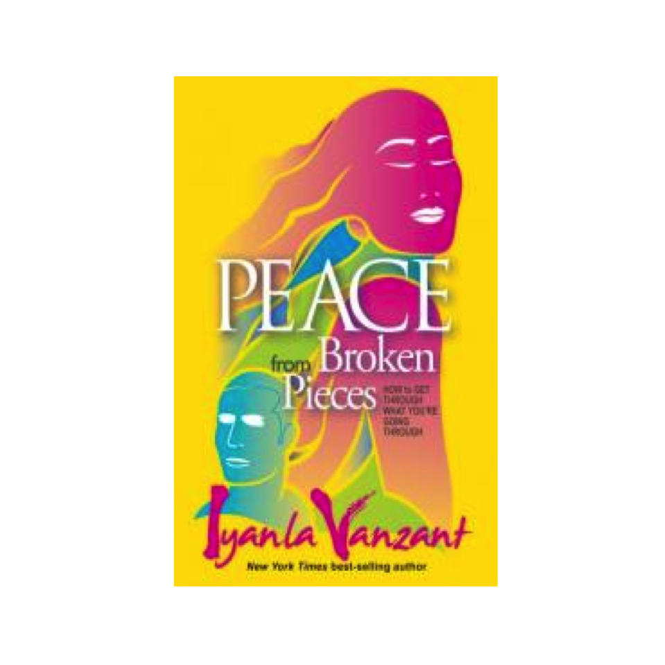 Cupid's Pulse Article: Iyanla Vanzant Helps You Get Through What You're Going Through with 'Peace from Broken Pieces'