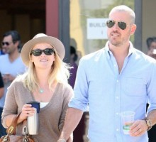 Reese Witherspoon Prepares for Big Wedding Day