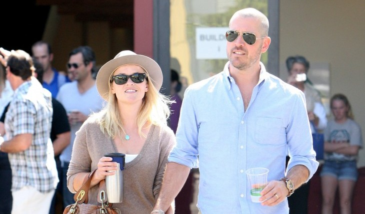 Cupid's Pulse Article: Reese Witherspoon Prepares for Big Wedding Day
