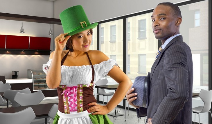 Cupid's Pulse Article: Love Advice: 10 Ways to Meet Someone on St. Patrick's Day