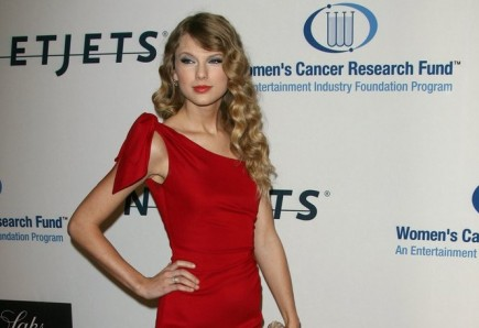 Cupid's Pulse Article: Taylor Swift is Careful About Love