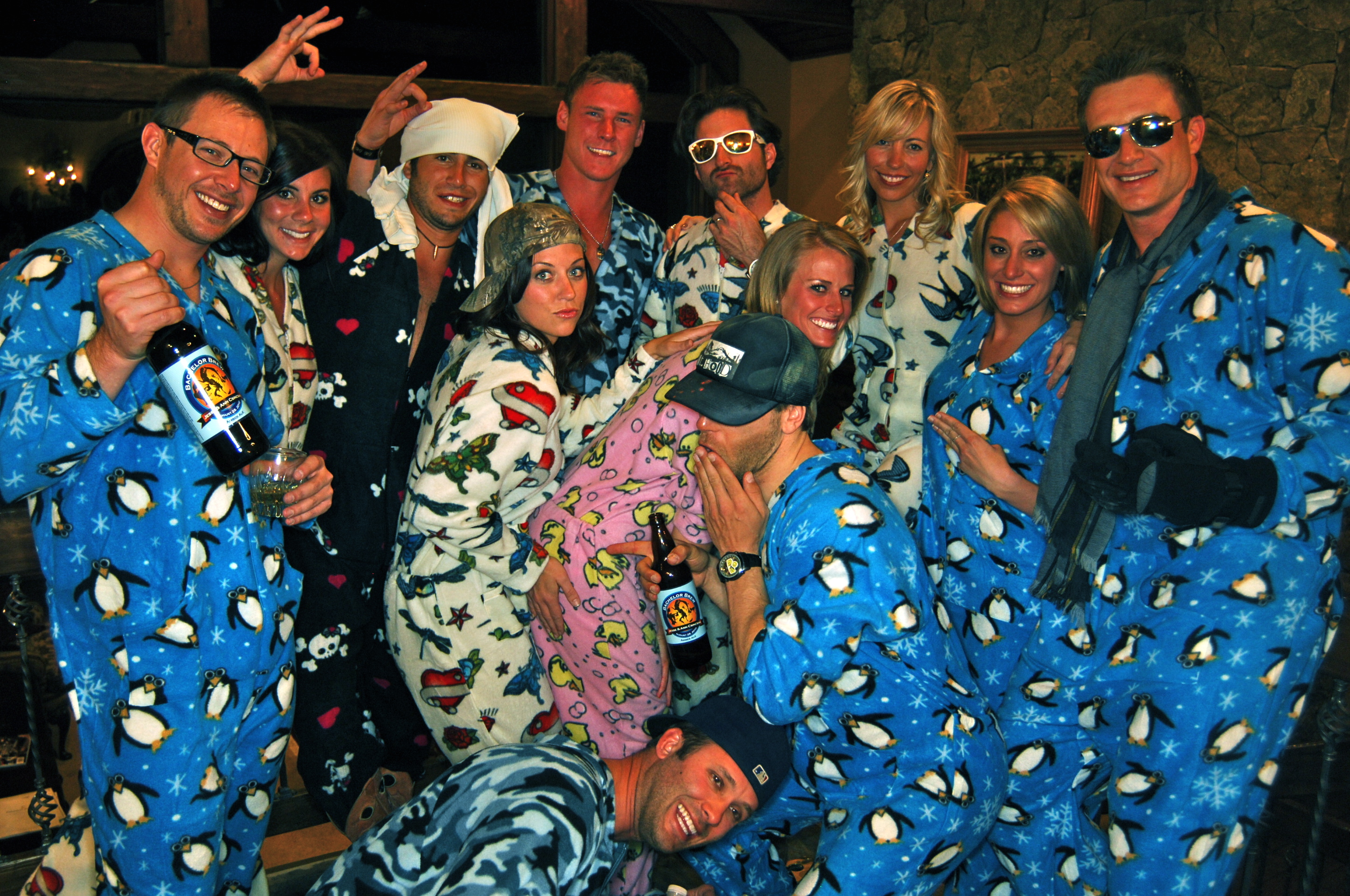 Cupid's Pulse Article: A Cozy 2011 'Bachelor' Reunion in Colorado!