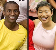 'Amazing Race' Couple Christina Hsu and Azaria Azene Get Married