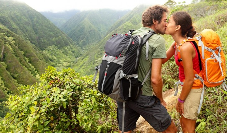 Cupid's Pulse Article: Date Idea: Get Close with Nature